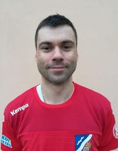 Fotografie hráče Hora Václav